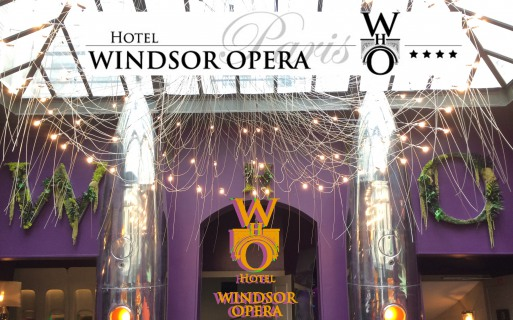 Windsor Opera Hotel Paris France